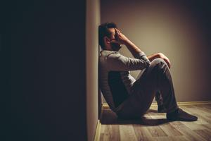 Depressed Adult