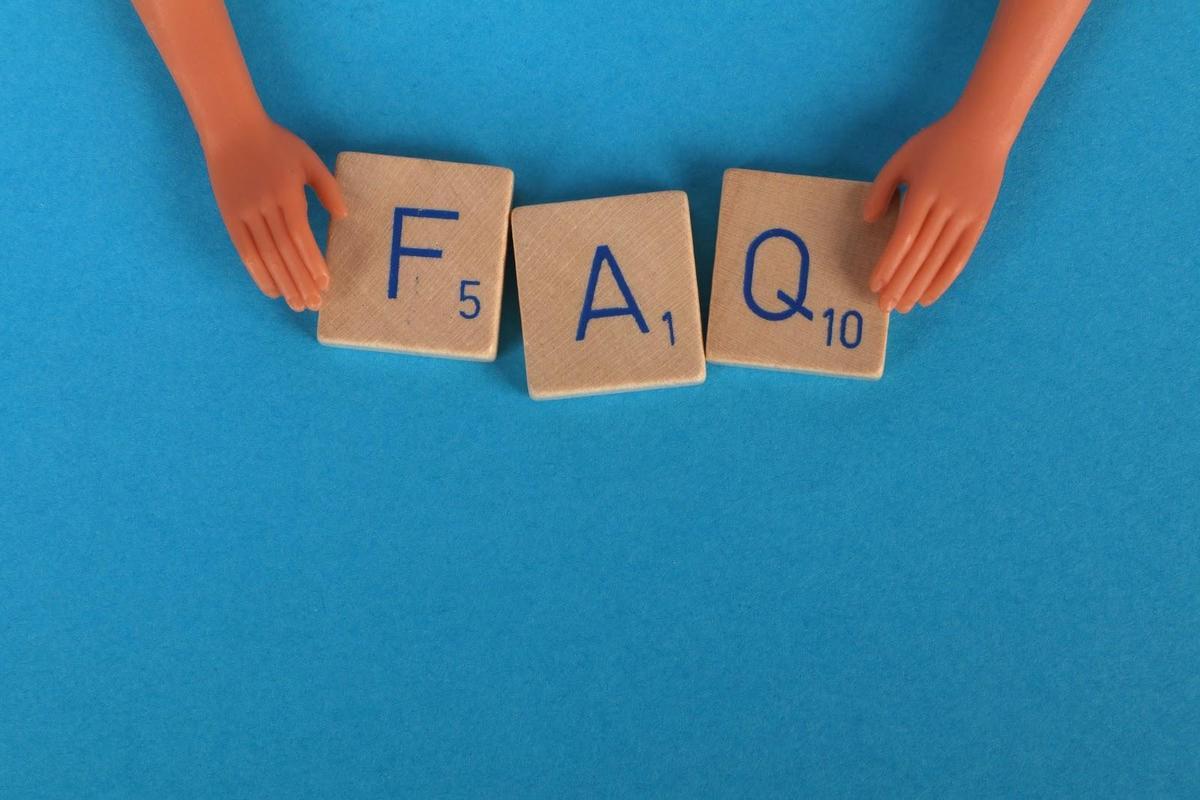 FAQ - Scrabble Tiles