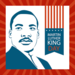 Clip Art of Martin Luther King Jr