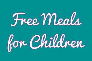 Free Summer Meals for Children