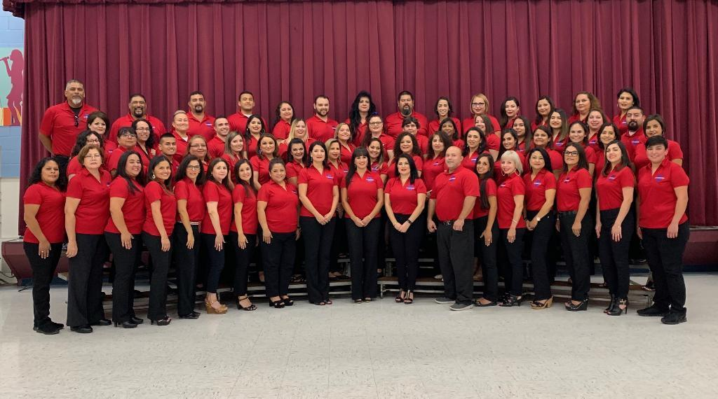 Escandon Staff Picture 2019-2020