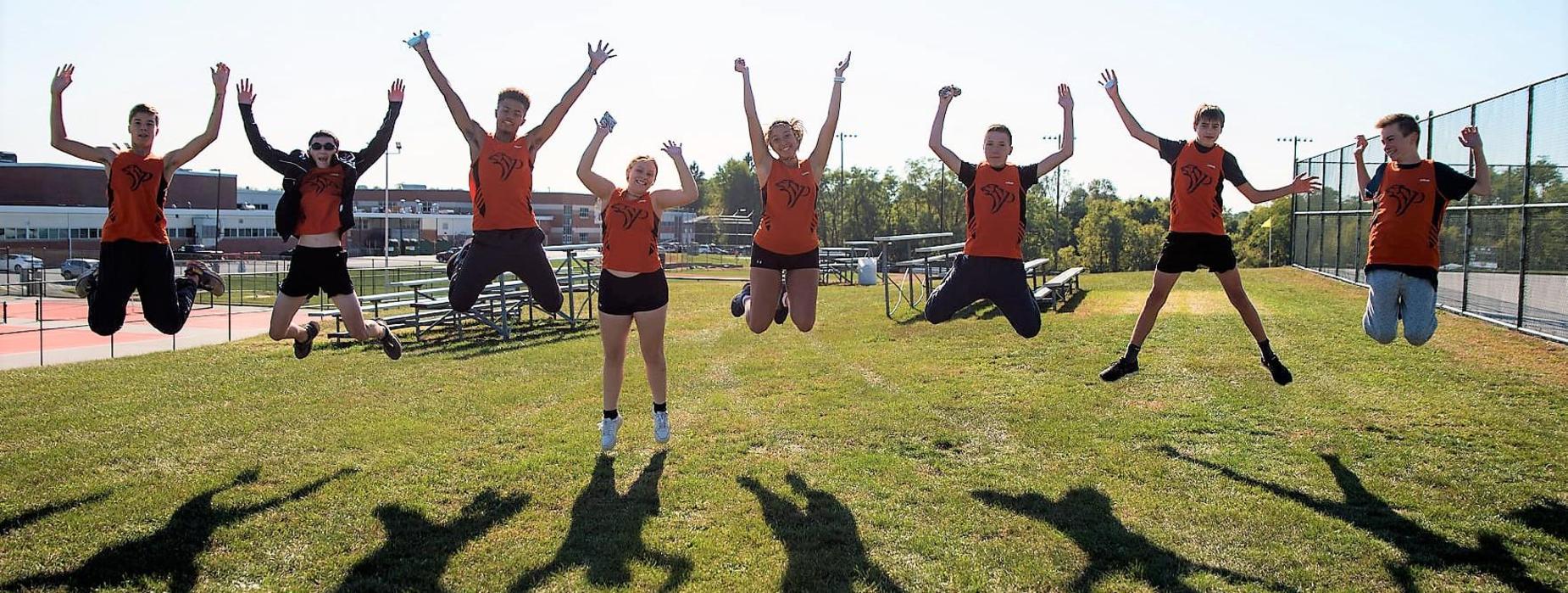 cross country jump