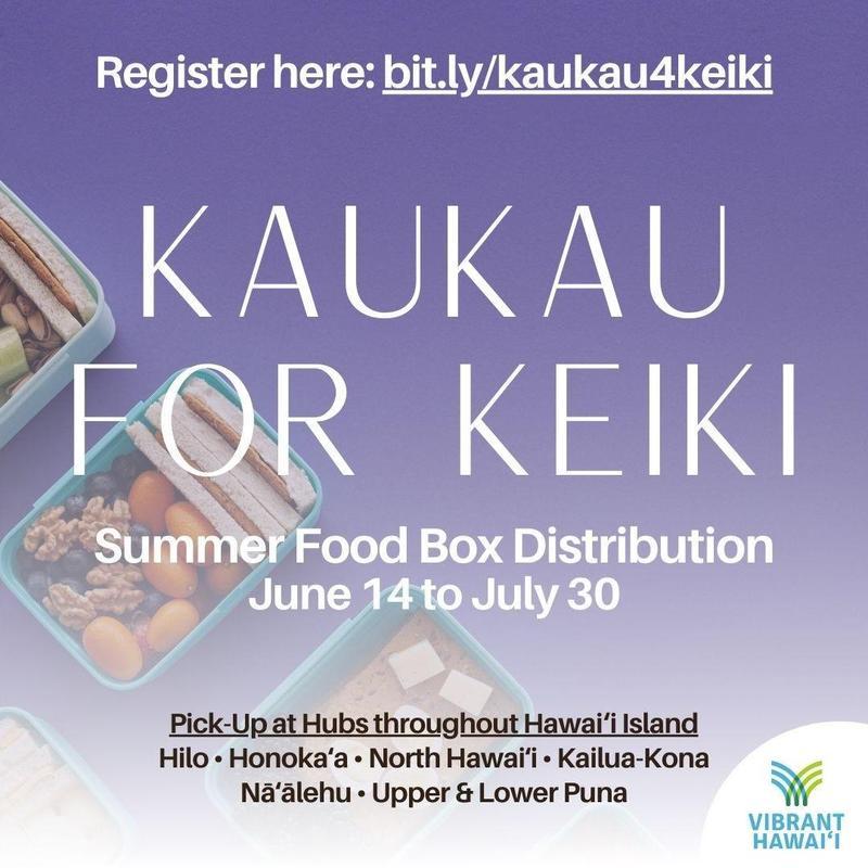 Kaukau for Keiki Featured Photo