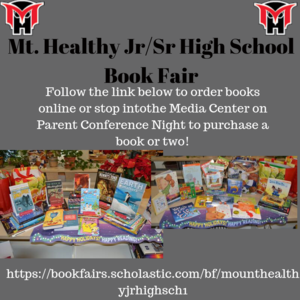 Book Fair graphic with link