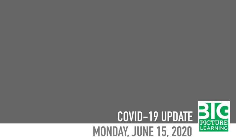 BPL COVID Update for Monday, June 15, 2020 Featured Photo