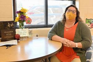 Christiana teacher