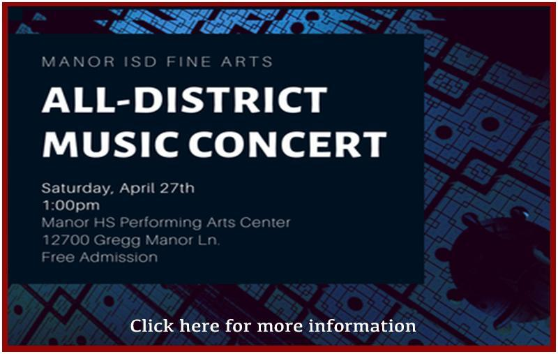 Manor ISD Fine Arts All District Music Concert Thumbnail Image