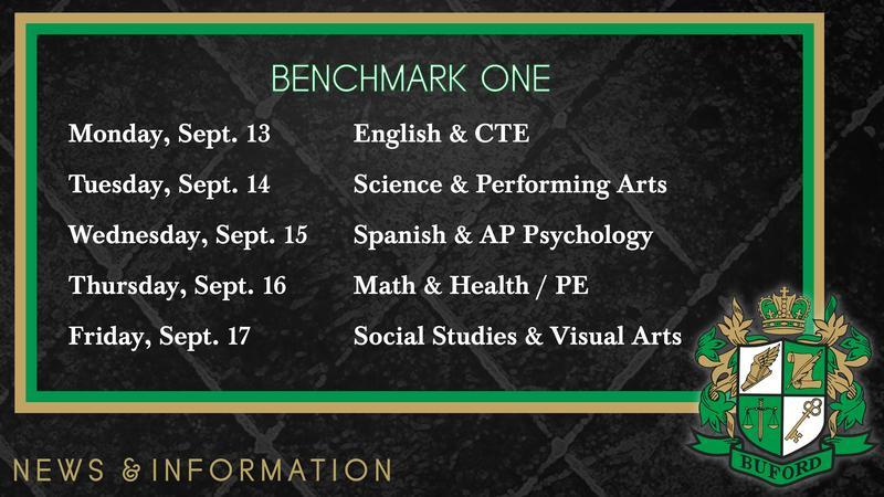 Benchmark 1 - Fall Semester Featured Photo