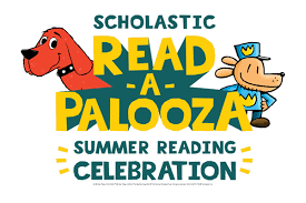 Riverview's Summer Read-a-Palooza Virtual Book Fair!  May 11- September 4 Featured Photo