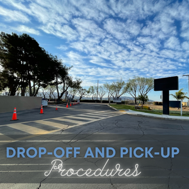 ACE Drop-Off and Pick-Up Procedures Featured Photo