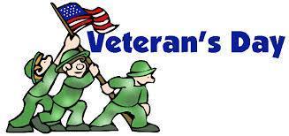 No school Wednesday Veteran's Day Featured Photo