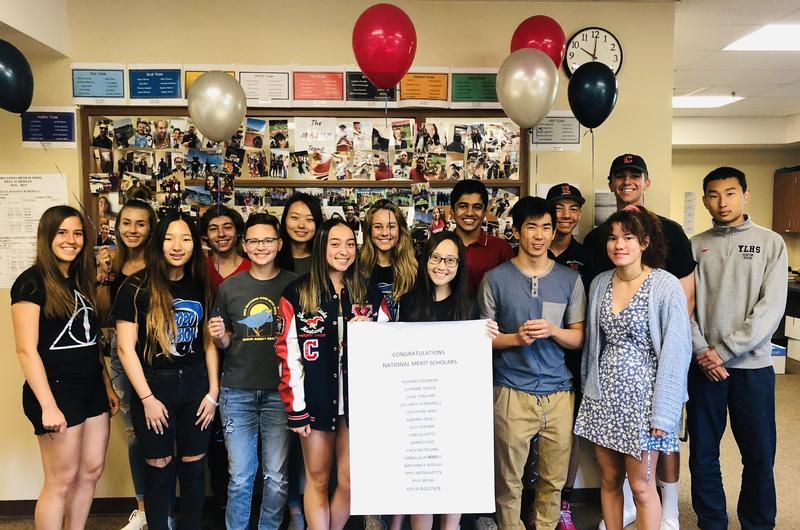National Merit Scholars 2019-2020