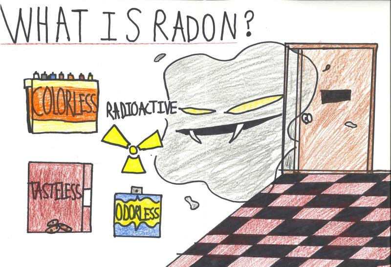 2021 PA Radon Poster Contest Featured Photo
