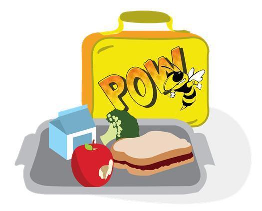 POW Lunch Logo