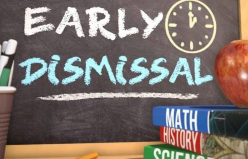 Early Dismissal banner
