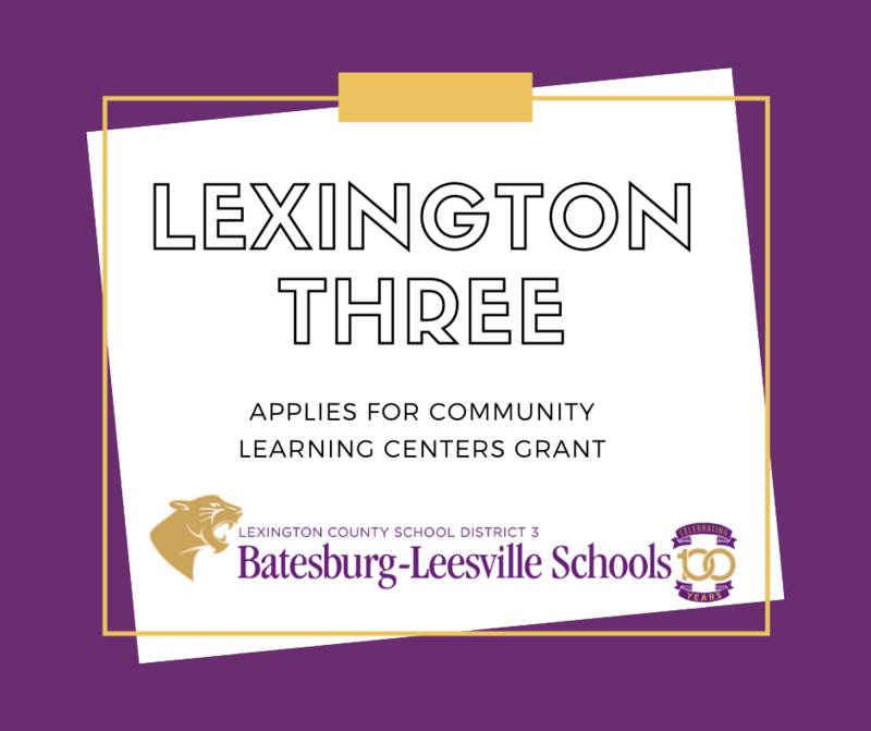 School District and Citizen Groups Apply For Nita M. Lowey 21st Century Community Learning Centers Grant