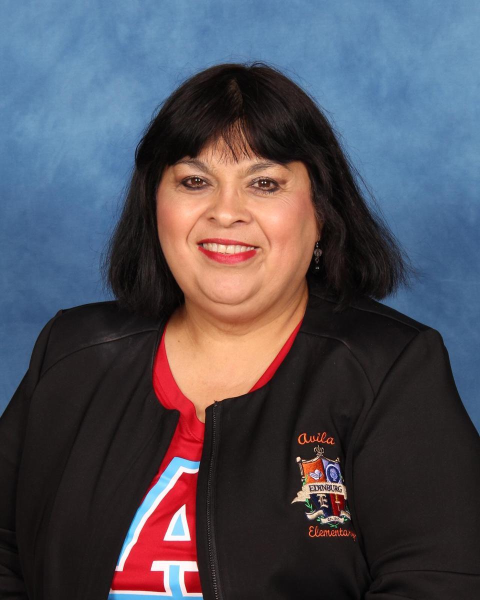 Mrs. S. Aguilar, Principal