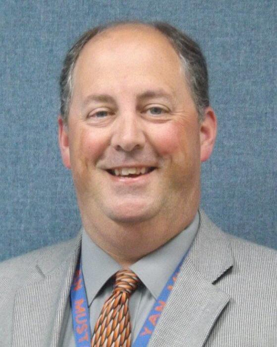 picture of superintendent Howard Dennis