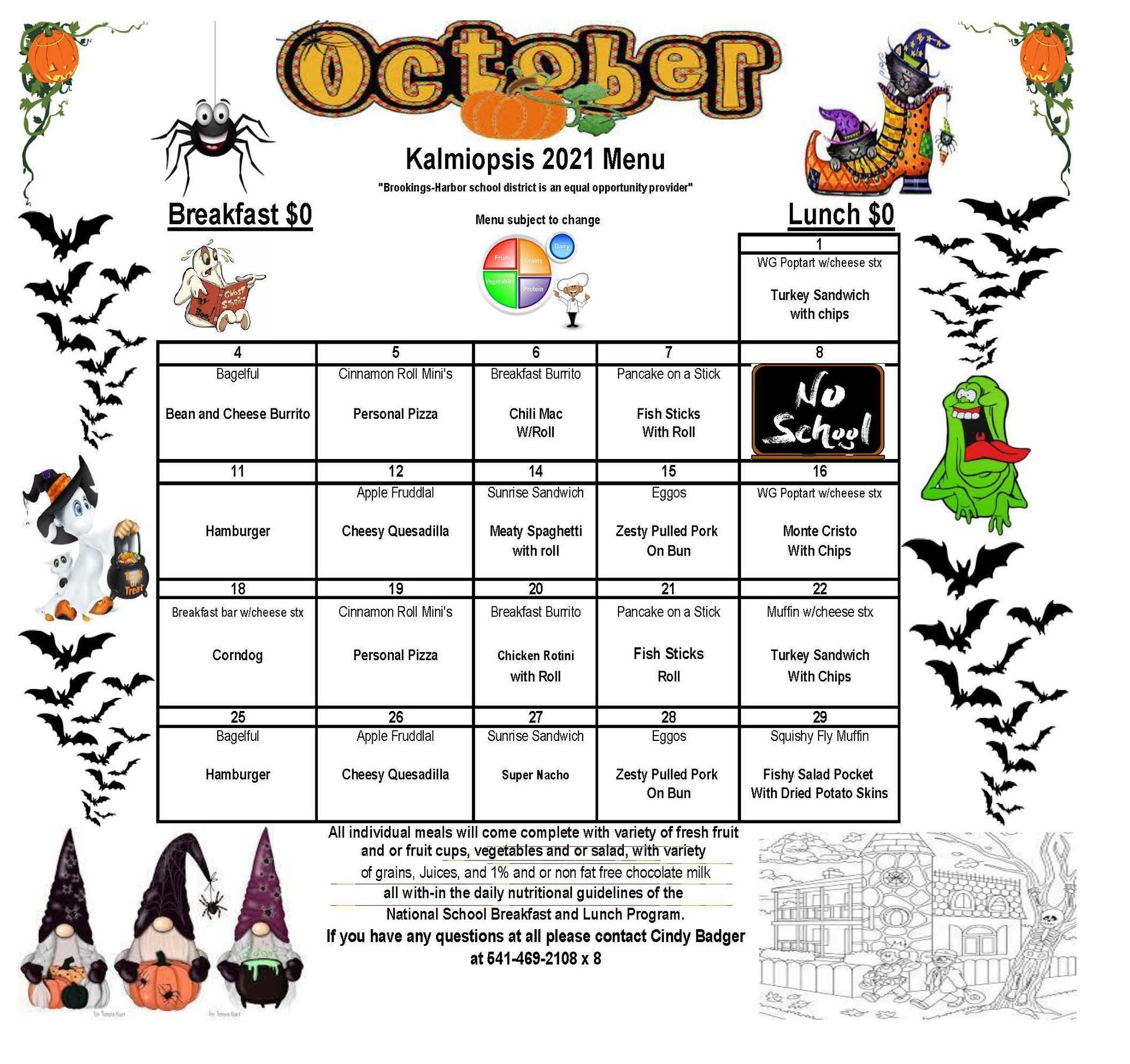 Oct KSchool