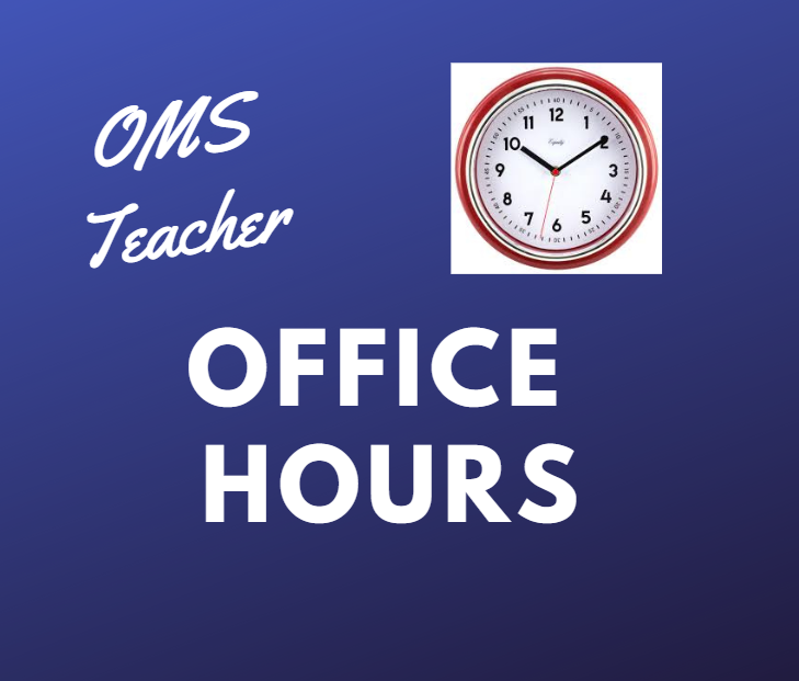 Teacher Office Hours Thumbnail Image