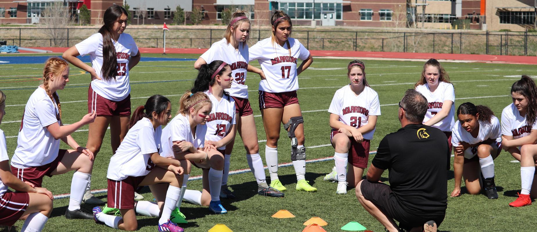2020-2021 ERA Girls' Soccer