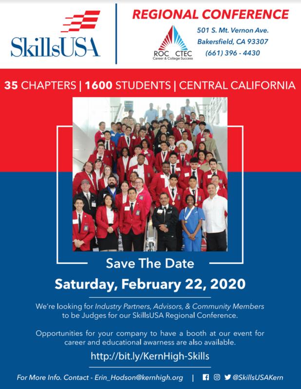 skillsusa flyer