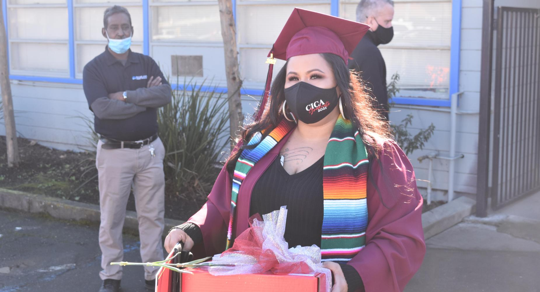 CICA Graduate 2021
