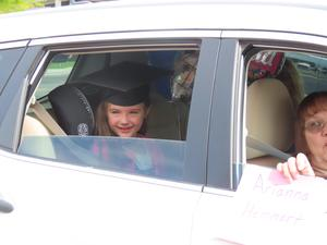 Kindergarten and 5th Grade Graduation Parades