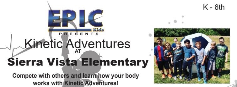 Kinetic Adventures