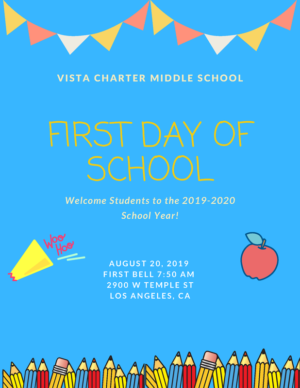 Welcome to the 2019-2020 School Year! Featured Photo