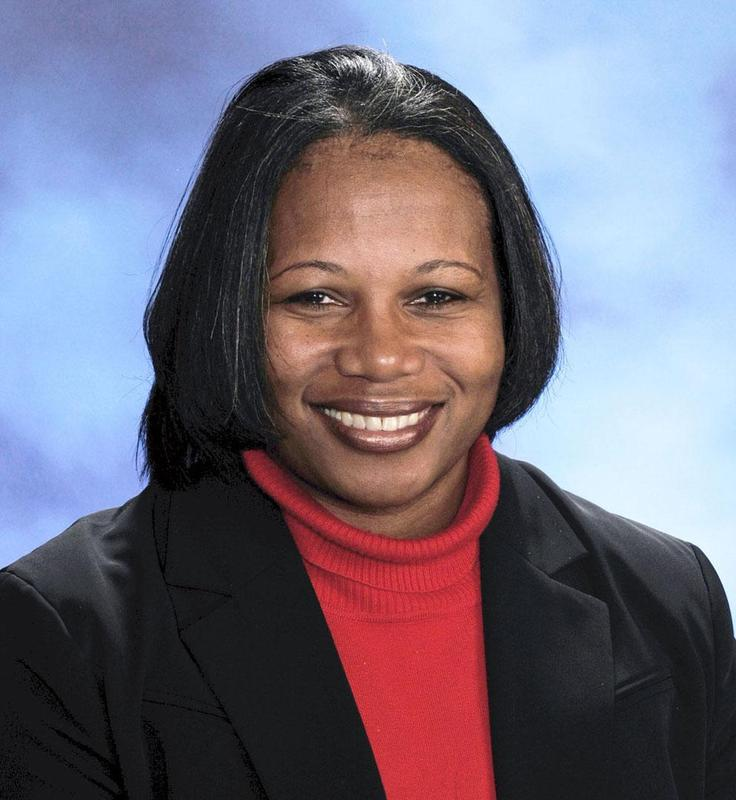 Dr. Irene Amos, Assistant Principal Morgantown Middle School