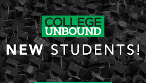College Unbound New Students