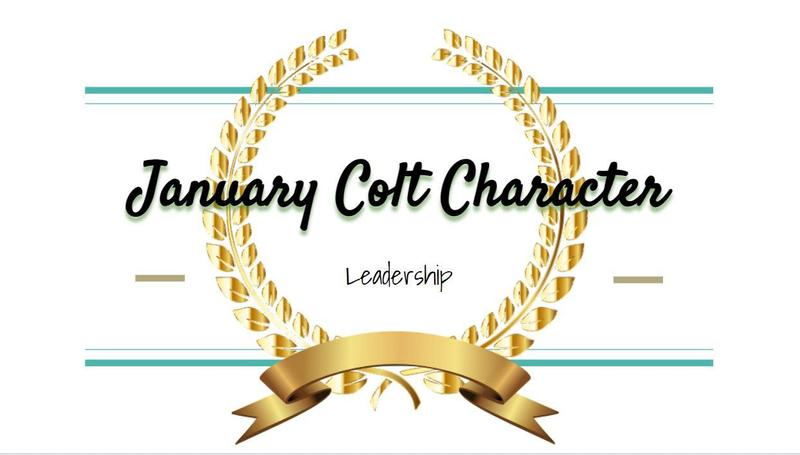 January Colt Character Featured Photo