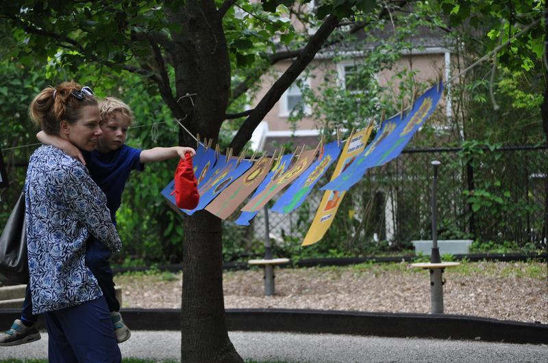 Kindergarten Art Show Featured Photo