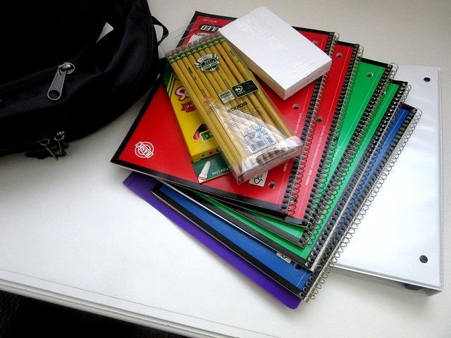 6th-12th Grade School Supply Lists Featured Photo