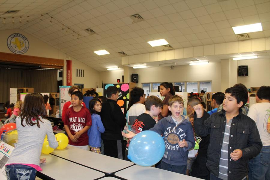 CES Science Fair