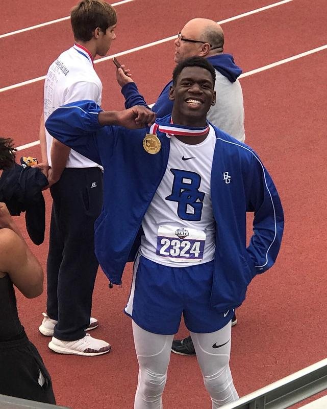 State Title for 3A Long Jump Thumbnail Image