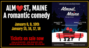 Almost Maine Play Info