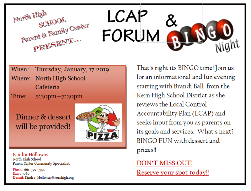 lcap forum bingo night thumbnail image