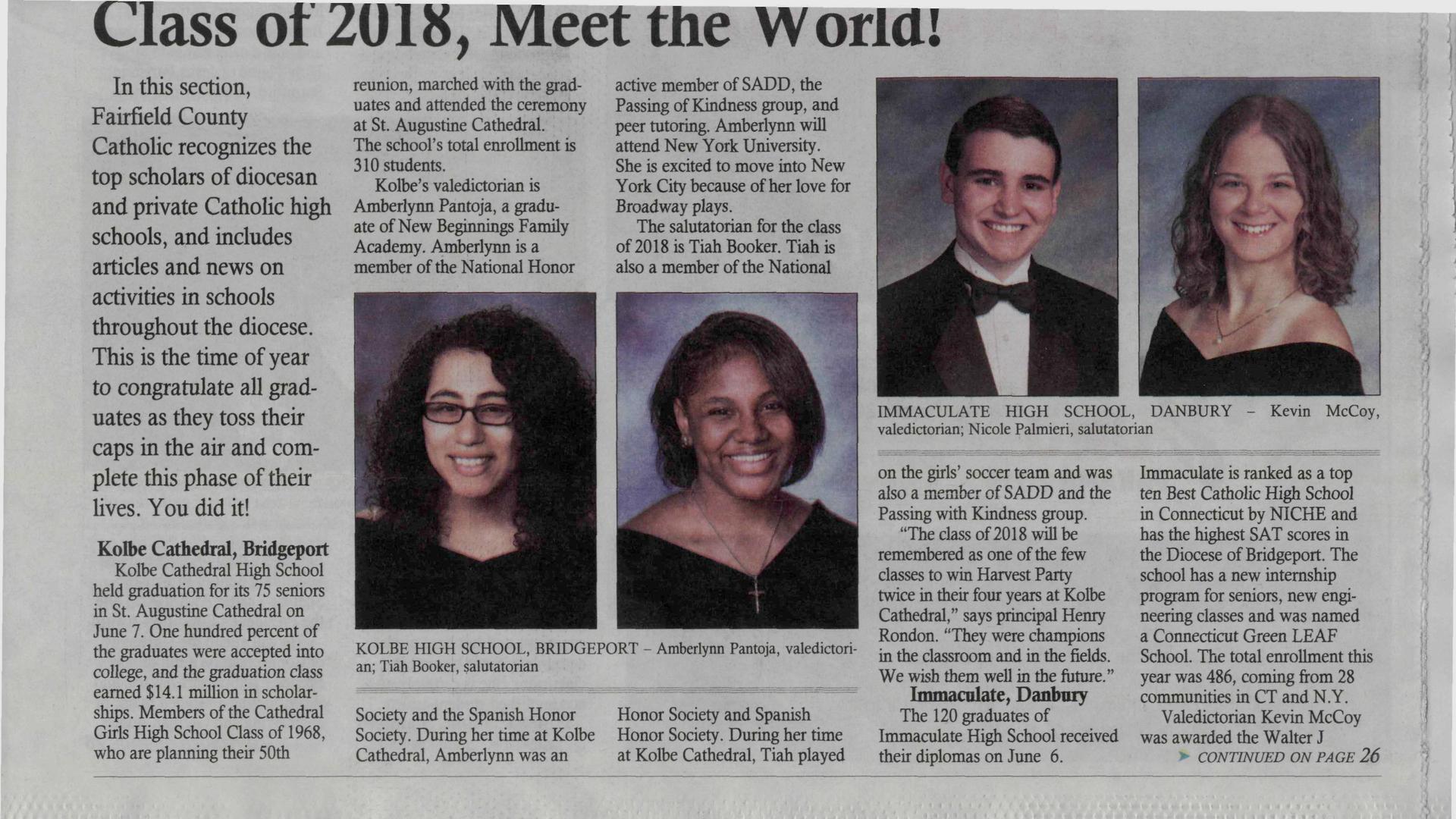 NBFA in the News – News – New Beginnings Family Academy