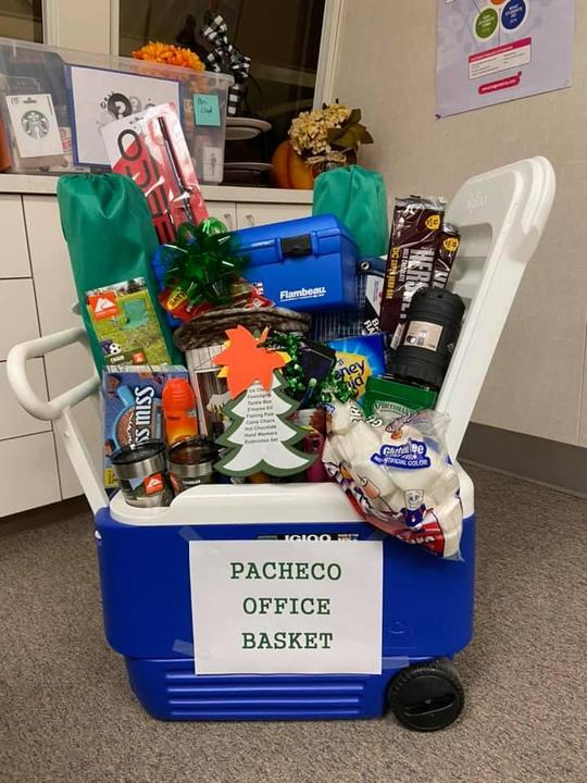 Pacheco Office Basket