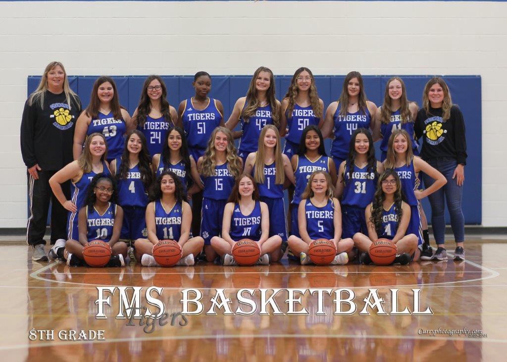 FMS Girls Basketball