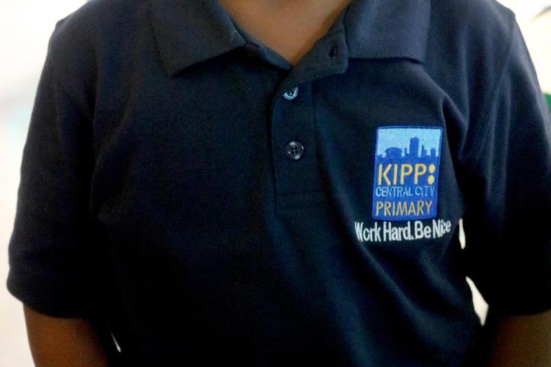 KCCP uniform shirt
