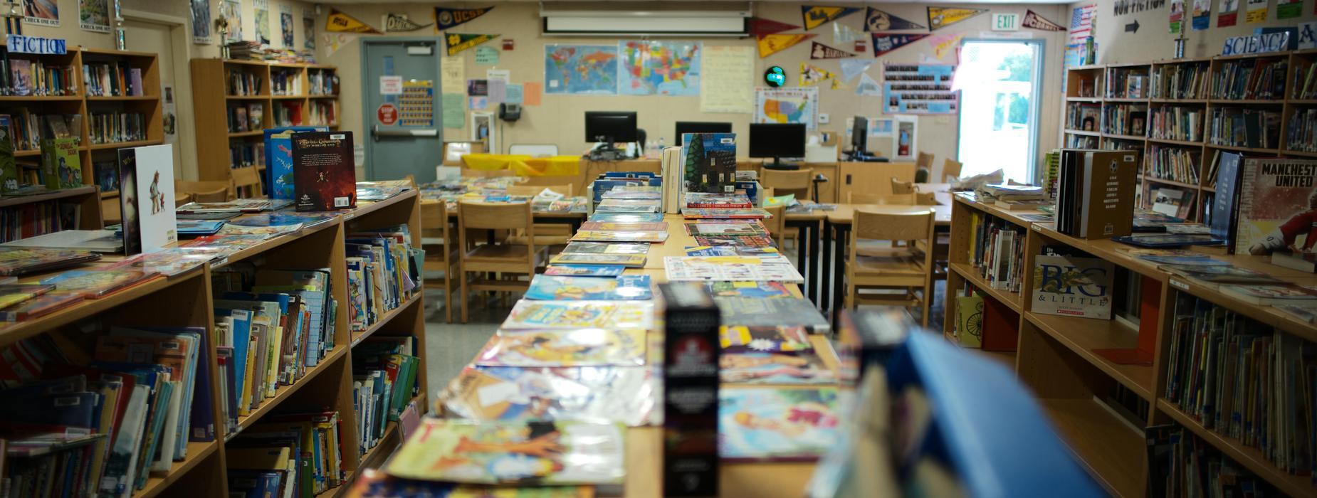 Northrup School Library