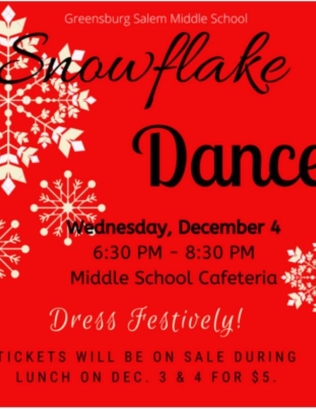 Winter Dance Scheduled