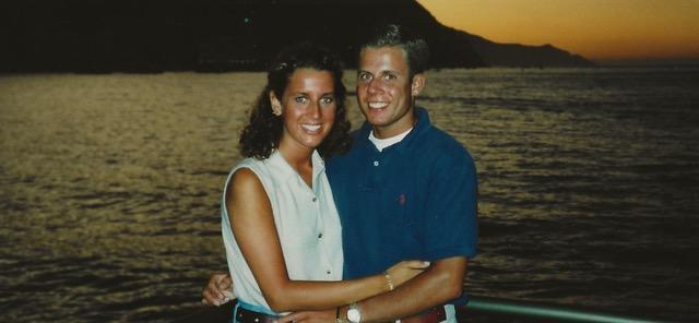 Chad and Ronni (Weiand) Collins `92