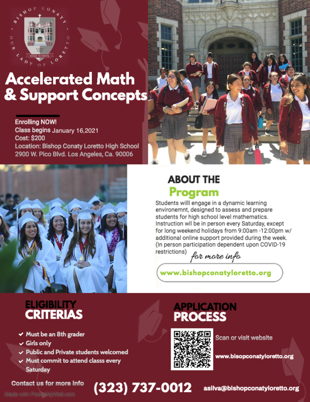 Math Classes for 8th Grade Enrolling Now. Featured Photo