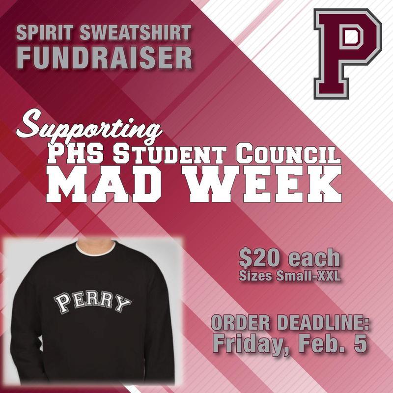 mad week sweatshirt