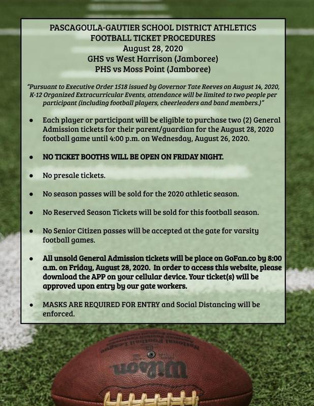 Football Game Procedures