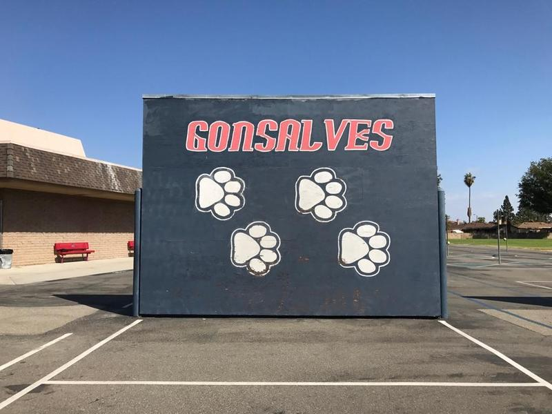 Gonsalves Handball Wall